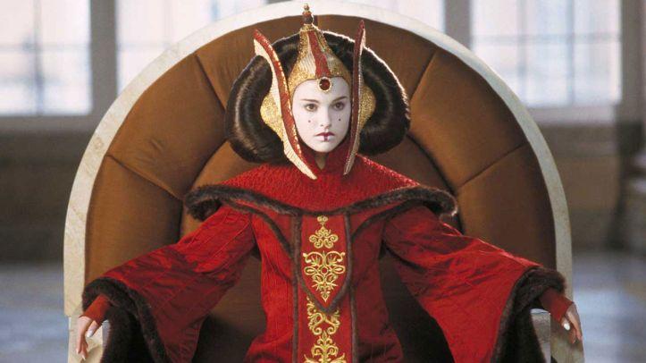 Magina uma manifestação de impeachment contra a Amidala? Poisé, não dá porque ela é maravilhosa